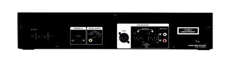 Inter-M Americas Inc CD-6208  CD and MP3 Multi-Source Player CD-6208