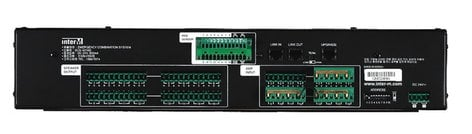 Inter-M Americas Inc ECS-6216MS  8-Bus Output Zone Expander ECS-6216MS