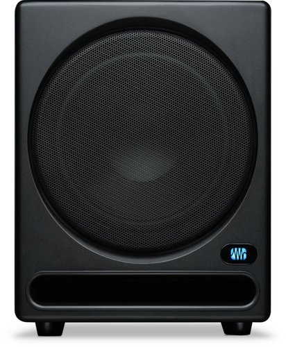 "PreSonus Temblor T10 10"" 250W Active Studio Subwoofer with Front-Firing Bass Reflex Port TEMBLOR-T10"
