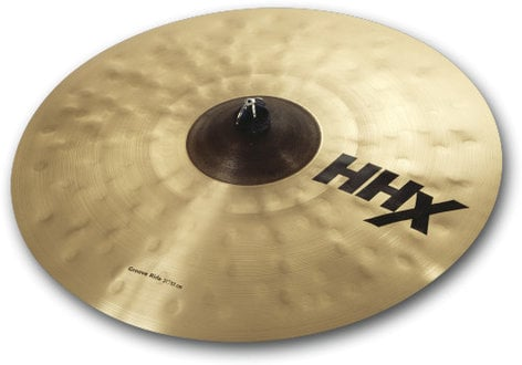 "Sabian 12189XN 21"" HHX Groove Ride Cymbal 12189XN"