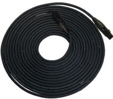 RapcoHorizon Music DMX-2PR [PRICED PER FOOT] 24 AWG DMX Cable DMX2PR-BY-THE-FOOT