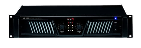 Inter-M Americas V2-2000N 400W @ 4 Ohm Networkable Power Amplifier V2-2000N
