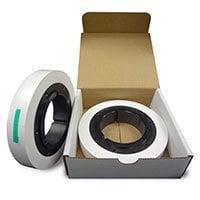 """ATR Magnetics ATR10LT 1"""" x 500 Roll of White Leader Tape in Returnable Box ATR10LT"""