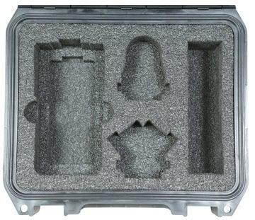 SKB 3i-0907-4-H6 Zoom H6 Recorder Hard Case with Zoom Logo 3I-0907-4-H6
