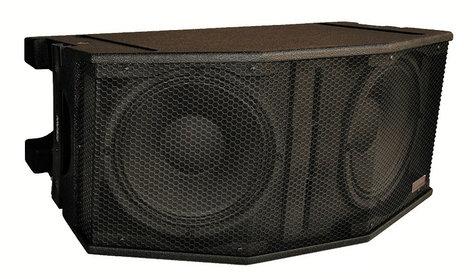 "EAW-Eastern Acoustic Wrks JFL213 2-Way 10"" Speaker System in Black JFL213-BLACK"