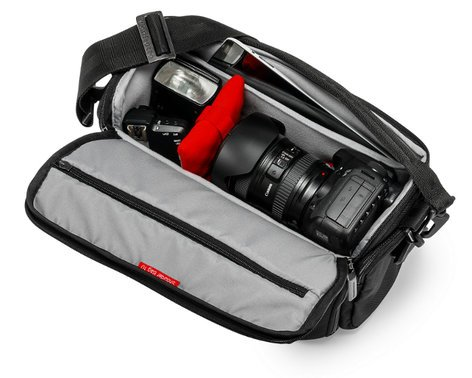 Manfrotto Shoulder Bag 10 Professional DSLR Shoulder Bag MB-MP-SB-10BB