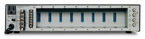 TOA A-912MK2 900 Series 120W 8-Port Mixer/Amplifier with 25/70V Transformer or Low Impedance Operation A912MK2UL