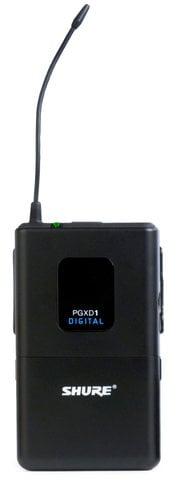 Shure PGXD1 Digital Wireless Bodypack Transmitter PGXD1