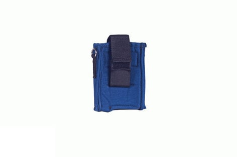 Porta-Brace RM-ER1 Wireless Microphone Case for Lectrosnic Receiver in Blue RM-ER1