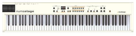 Studiologic Numa Stage 88-Key Digital Piano with Hammer Action NUMA-STAGE