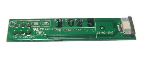 Line 6 50-02-5013 PCBA User Interface For G50 50-02-5013