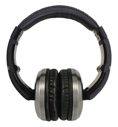 CAD Audio The Sessions MH510CR Stereo Headphones with Detachable Cable in Chrome MH510CR