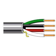Belden 5102UP-500  500' 14AWG 4-Conductor Cable 5102UP-500