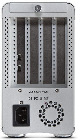 Magma ExpressBox 3T 3-Slot Thunderbolt to PCI Express Expansion Chassis EB3T