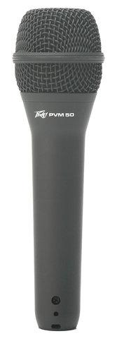 Peavey PVM50  Dynamic Supercardioid Hanheld Microphone PVM50