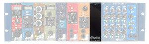 Radial Engineering R700-9111-00 2-Slot Filler Panel for 500 Series Racks R700-9111-00