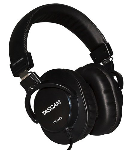 Tascam TH-MX2 Mixing Headphones in Black TH-MX2