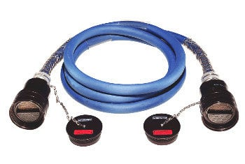 Whirlwind C-12-100-W1IM-W1IF 100 ft Tactical Grade Cable C-12-100-W1IM-W1IF