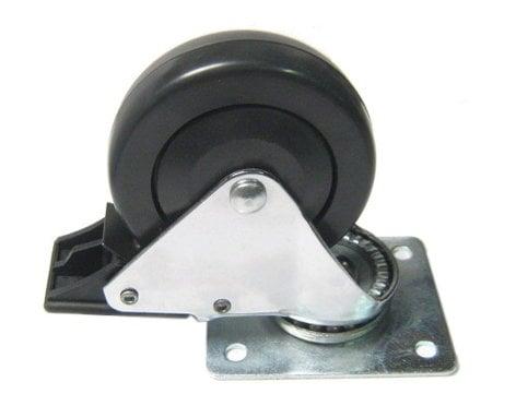 Global Truss ST-180-LGCAST/B  Large Bottom Wheel W/Brake For ST180 ST-180-LGCAST/B