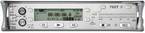 Sound Devices 702T Portable Digital Audio Recorder with Time Code 702T