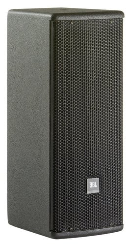 """JBL AC25 Ultra Compact 2-Way Speaker with 2x 5.25"""" Woofers AC25-BLACK"""