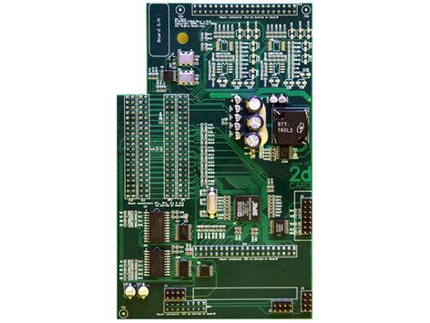 Metric Halo 2D-CARD-ULN  2d Card for ULN-2 2D-CARD-ULN