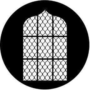 Rosco Laboratories 77337 Eastern Window Gobo 77337