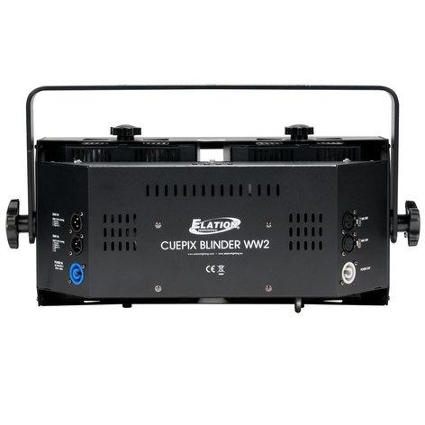 Elation Pro Lighting Cuepix Blinder WW 2x100 Watt COB Blinder CUEPIX-BLINDER-WW