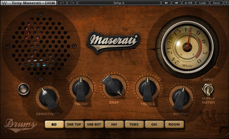 Waves Tony Maserati Signature Series Music Production Plugin Bundle TMSIGSG