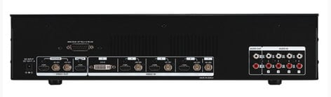 Inter-M Americas Inc HDMX-1104  HD Video Special Effects Mixer HDMX-1104