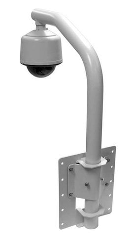 Pelco PP350  Parapet Wall/Rooftop Mount for Spectra DF5 Outdoor Pendant Style Dome PP350