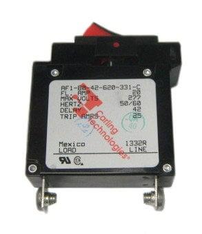 Lightronics Inc. SWCB-M20  20 Amp Circuit Breaker For AR1202 SWCB-M20
