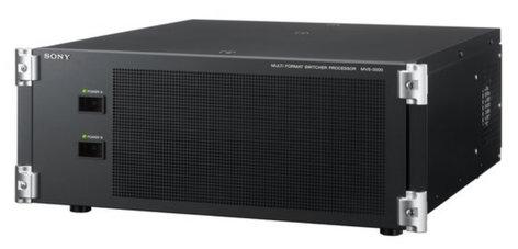 Sony MVS3016APAC  HD/SD Multi-Format Production Switcher with Advanced New Control Panel MVS3016APAC