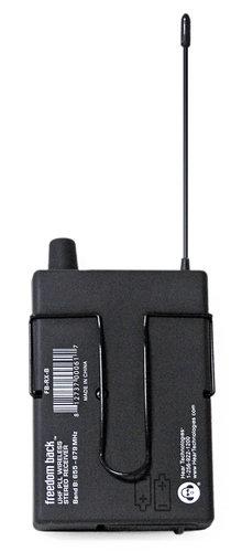 Hear Technologies FREEDOM-BACK-SYSTEM Freedom Back Wireless Stereo In-Ear System FREEDOM-BACK-SYSTEM