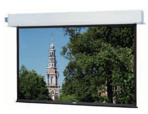 "Da-Lite 35190L  90"" x 160"" Advantage Electrol Matte White Screen with Low Voltage Control 35190L"