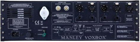 Manley Laboratories MVBX  VOXBOX Combo MVBX