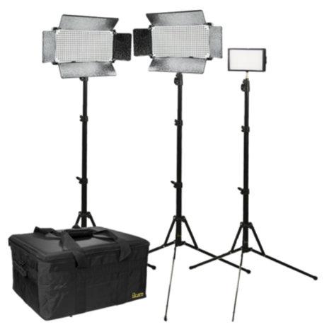 ikan Corporation IBK2513-v2 Large Interview Light Kit IBK2513-V2