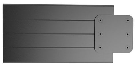 """Chief Manufacturing FCAX14  14"""" FUSION™ Freestanding and Ceiling Extension Brackets in Black FCAX14"""