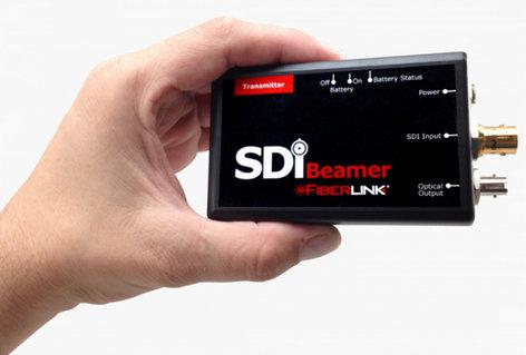 Communications Specialtie CSI-3112 3G/HD/SD-SDI Fiberlink SDI Beamer - Transmitter Only CSI-3112