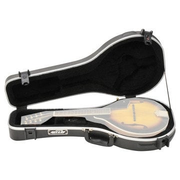SKB Cases 1SKB-80A  A-Style Mandolin ATA Flight Case with TSA Latches 1SKB-80A