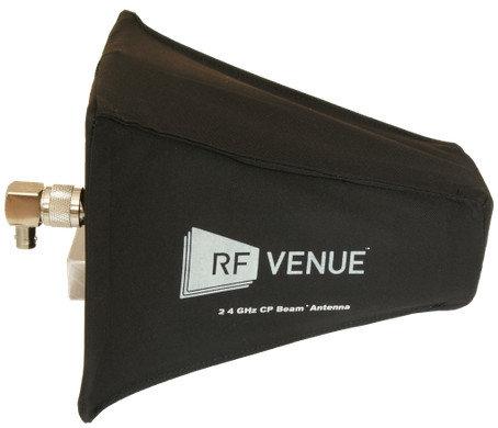 RF Venue 24BEAM  2.4GHz CP Beam Helical Antenna  24BEAM