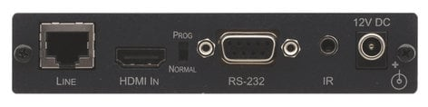 Kramer TP-580T HDMI, Bidirectional RS-232 & IR over HDBaseT Twisted Pair Transmitter TP-580T