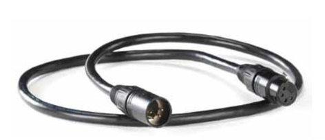 Lex Products Corp DMX-5P-100 100' 5-Pin DMX Cable DMX-5P-100