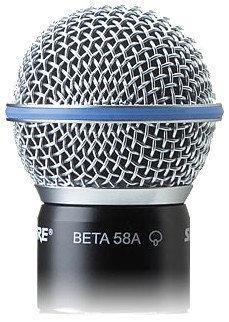 Shure SLX2/Beta58 Wireless Handheld Transmitter with Beta58 SLX2/BETA58
