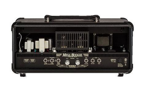 """Mesa Boogie Ltd RECTOVERB-25-HEAD Multiwatt 10/25W 4-Ch 1 x 12"""" Tube Guitar Amplifier Head RECTOVERB-25-HEAD"""