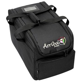 "Arriba Cases AC-410 11""x18""x11.5"" Lighting Soft Case AC-410"