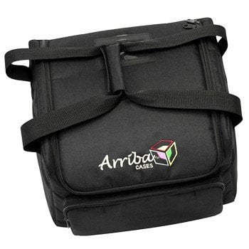 "Arriba Cases AC-414 14.5""x12.5""x9.5"" Lighting Soft Case AC-414"