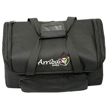 "Arriba Cases AC-420 19""x10.5""x10"" Lighting Soft Case AC-420"
