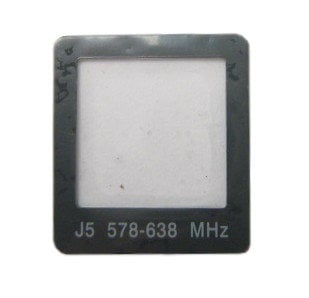 Shure 65B8499  LCD Lens For UR1 And UR2 J5 65B8499