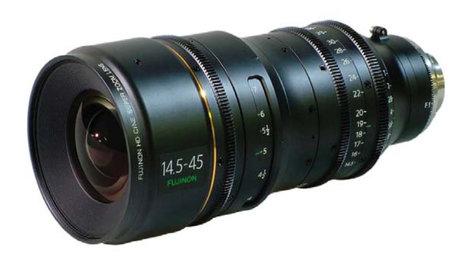 Fujinon Inc HK3.1X14.5 14.5-45mm HK Premier PL 4K+ Wide-Angle Zoom Lens HK3.1X14.5